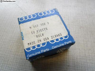 NOS dash light bulbs N 017 722 2