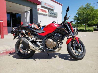 2017 Honda CB500F Sport Allen, TX