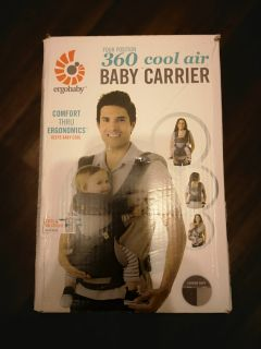 Brand new - Ergobaby 360 cool air baby carrier