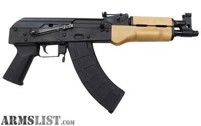 For Sale: Century RAS47 AK Pistol 7.62x39 New in Box