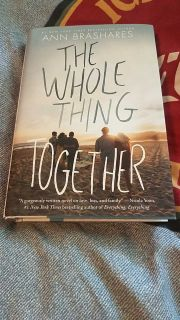 The whole thing together by ann brashares hardcover $1