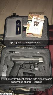 For Sale/Trade: Springfield XDM