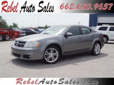 2012 Dodge Avenger SXT Plus (Tungsten Metallic Clear Coat)
