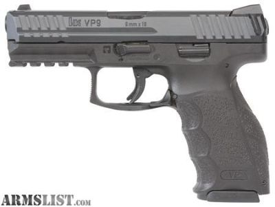 For Sale: H&K VP9 New in Box HK VP9