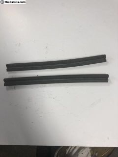 1952-64 Convertible Windshield Post Seals Pair New