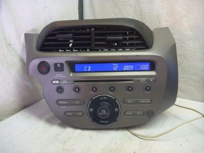 Buy 09 10 11 Honda Fit Radio Cd MP3 Player & Theft Code 39100-TK6-A011 PF610 motorcycle in Williamson, Georgia, United States, for US $100.00