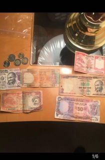Foreign Currency & collectibles