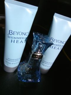 REAL!!! BEYONCE FRAGRANCE SET FOR WOMEN