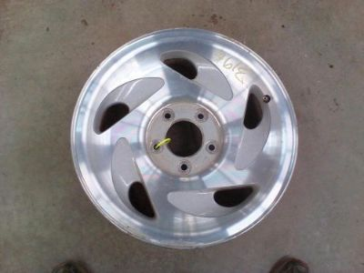 Find FORD EXPEDITION Wheel 17x7-1/2, aluminum, 5 ovals machined clear coat 1999 motorcycle in Eagle River, Wisconsin, United States, for US $125.00