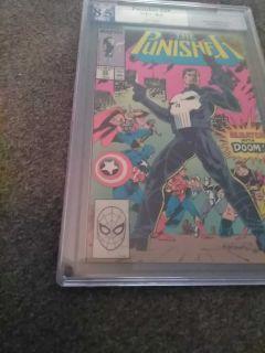 Punisher #29 PGX 8.5