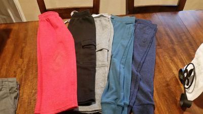5 pairs of 4T pants