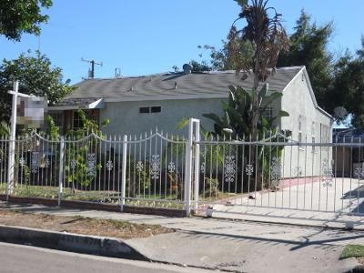 Preforeclosure Property in Compton, CA 90221 - E Linsley St