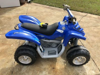 Yamaha Raptor Ride on Toy, Used Condition