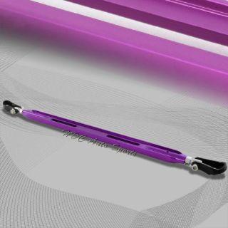 Buy For Mitsubishi Eclipse Talon Rear Lower Purple Aluminum Tower Brace Strut Bar motorcycle in Walnut, California, United States