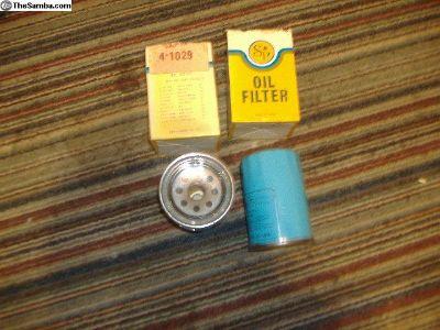VW oil filter Rabbit, Jetta 75 - 92 yr. $1.00 ea