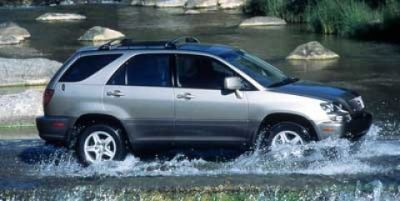 1999 Lexus RX 300 Base (BLACK)