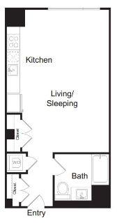 $7080 1 apartment in Jamaica Plain