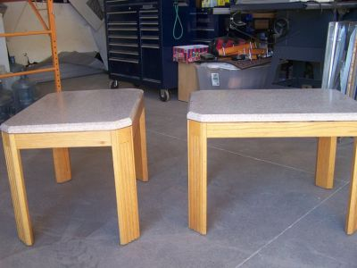 Set of Matching End Tables