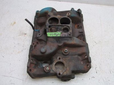 Sell 76-77 FIREBIRD TRANS AM PONTIAC 400 V8 INTAKE MANIFOLD 4BBL 4 BARREL 525355 motorcycle in Bedford, Ohio, United States, for US $124.99