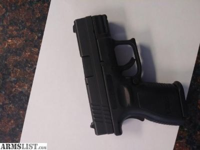 For Sale: Springfield xd 40 cal sub compact