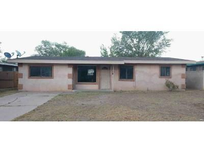 3 Bed 2 Bath Foreclosure Property in Roswell, NM 88203 - S Fir Ave