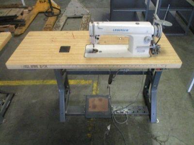 Elna 1010 Sewing Machine w/ Liebersew Machine RTR# 9014070-06