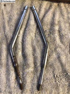 NOS Bus mirror arms