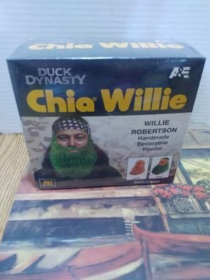 New Duck Dynasty Chia Willie