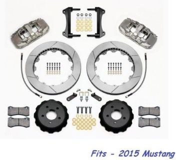"Buy Wilwood AERO6 Front Big Brake Kit Fits 2015 Ford Mustang,15"" Rotors - With Lines motorcycle in Camarillo, California, United States, for US $2,305.00"