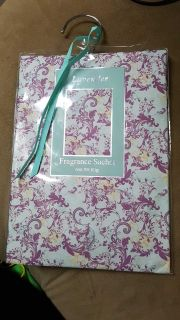 Brand New Lavender Fragrance Sachet - Free with purchase of any other item