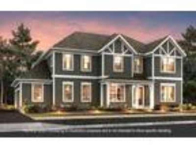 The Crawford by Pulte Homes: Plan to be Built