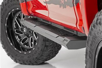 NISSAN HD2 RUNNING BOARDS (04-19 TITAN   CREW CA Skip to the end of the images gallery