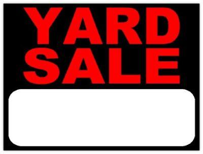 Big Yard Sale (723 Kopplow)(Off S. Flores) Southside Fri-Sat May 11-12