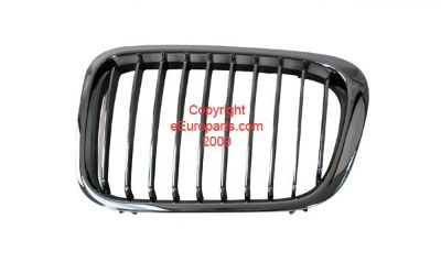Purchase NEW Genuine BMW Kidney Grille - Driver Side (Chrome) 51138208489 motorcycle in Windsor, Connecticut, US, for US $66.18
