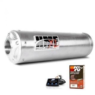Find HMF Polaris RZR XP 900 2011 - 2014 Swamp XL Slip On Exhaust Muffler & EFI + K&N motorcycle in Berea, Ohio, United States, for US $664.95