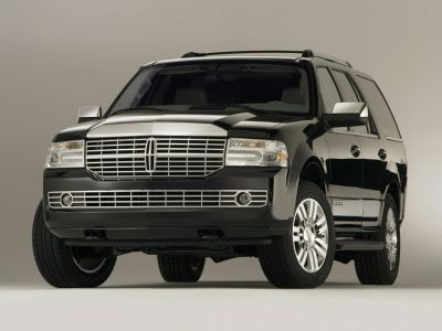 2007 Lincoln Navigator Luxury (Black Clearcoat)