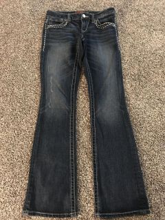 New! Maurice s Jeans! Size: 1/2 Reg