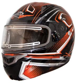 Find ZOX GENESSIS SN2 SVS - ELECTRIC SHIELD,PLEDGE GRAPHIC ORANGE-M 86-E56513 motorcycle in Ellington, Connecticut, US, for US $309.95