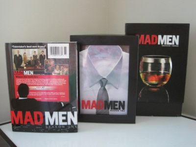 Mad Men Seasons 1, 2 & 3 HD DVD