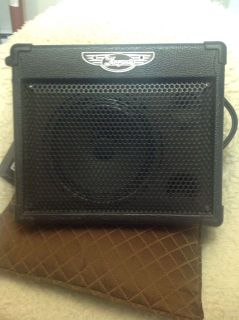 Guitar amp , with rechargeable battery