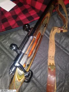 For Sale: Rare Winchester model 70 xtr feather weight wintuff 270