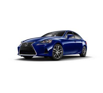 2019 Lexus IS (Mica)