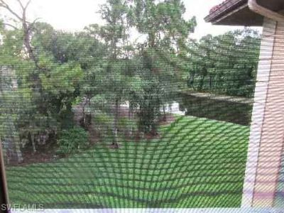 1025 Foxfire LN 302 Naples, Two BR/Two BA + glassed-in lanai views