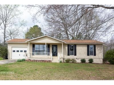 3 Bed 1 Bath Foreclosure Property in Milledgeville, GA 31061 - Grace Weaver Rd SW