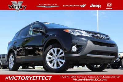 2015 Toyota RAV4 Limited **RECENT TRADE**CLEAN CARFAX**SUNROOF**