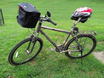 Men's Shogun T1000 Hybrid Bicycle