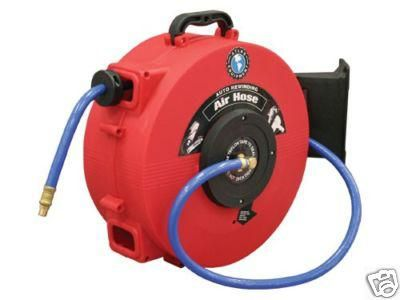 Find 50 Foot Light Weight Air Hose Reel motorcycle in Indianapolis, Indiana, US, for US $49.00