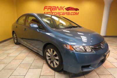 2009 Honda Civic EX (Atomic Blue Metallic)