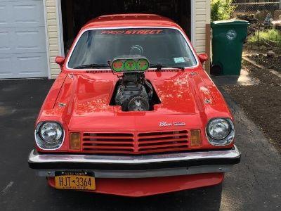1974 Chevy Vega Panel Wagon