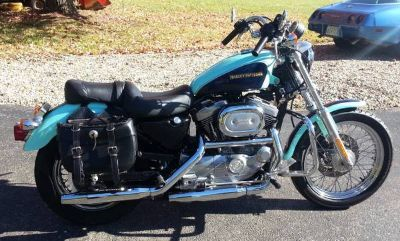 2002 Harley Davidson 1200 XL evolution